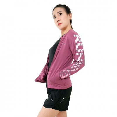 FITS Comfie Woman Track Running Jacket