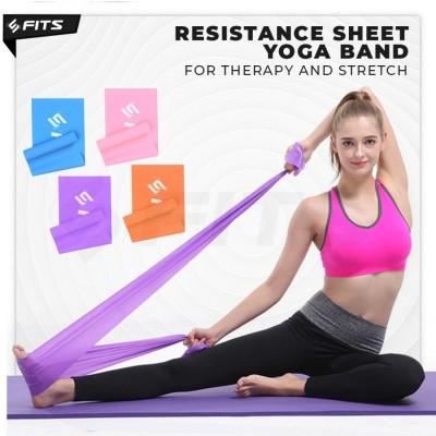 FITS Premium Resistance Sheet Yoga Band