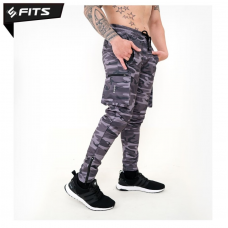 FITS Threadcool Military Camo Training Jogger