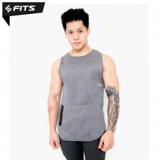 FITS Threadcool Muscle Tank Singlet Sleeveless