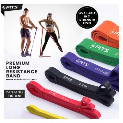 FITS Premium Long Resistance Band