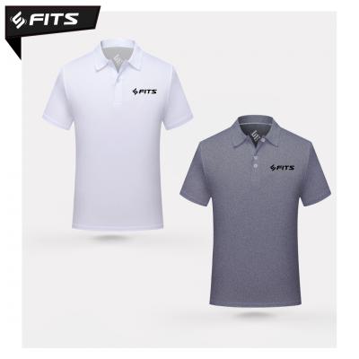 FITS Threadcool Dotmatrix Polo Shirt