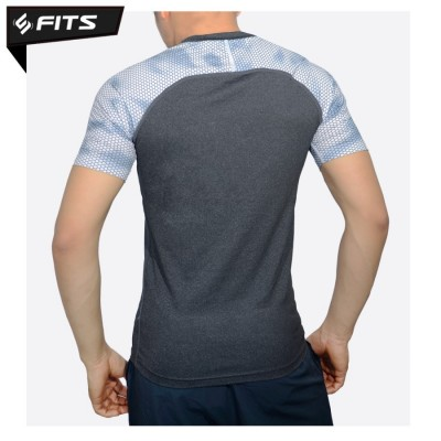 FITS Threadflex Hexagon Shirt