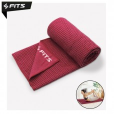 FITS Yoga Mat Grip Towel
