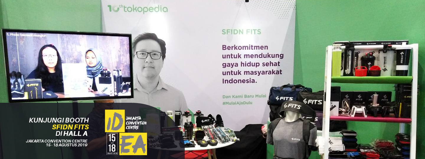 SFIDN FITS at IDEA JCC 2019
