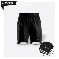 Threadcool Zebra Sports Shorts