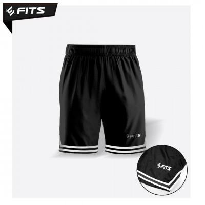 FITS Threadcool Zebra Sports Shorts