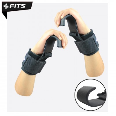 FITS Wrist Support Band Hook Gym Glove
